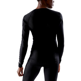 Craft Active Extreme X Maglietta Girocollo A Maniche Lunghe Donna, black